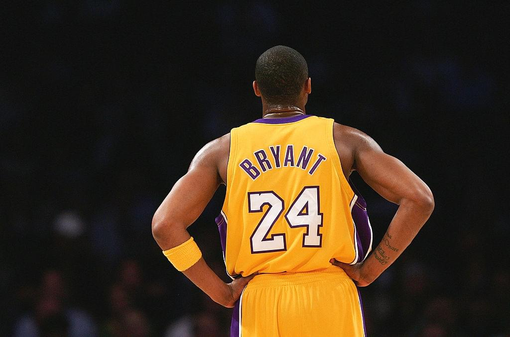Bad Bunny Pays Tribute to Kobe Bryant With '6 Rings'