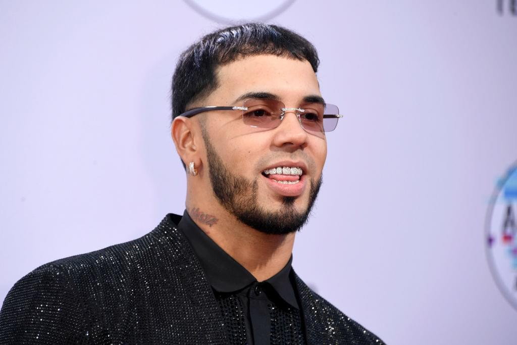 Anuel AA's Hair Makeover