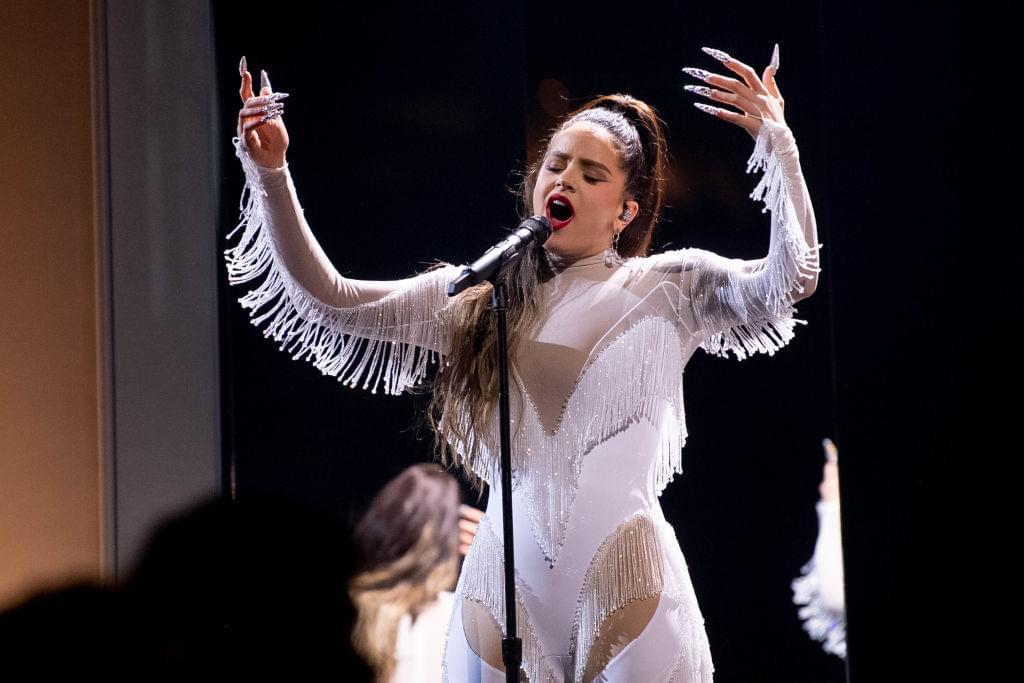 Rosalia Wins at the 2020 Grammy Awards