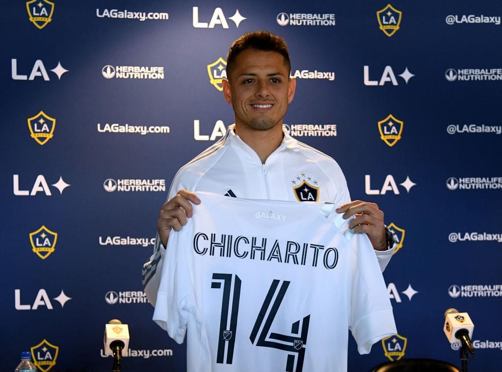 Chicharito Is Moving to LA