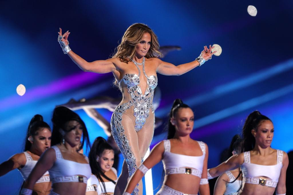 Alex Rodriguez Watching Jennifer Lopez's Super Bowl Performance