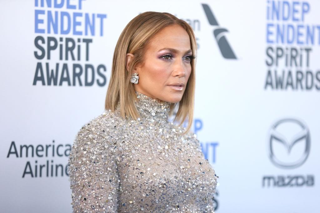 Jennifer Lopez Shares Stripped-Down 'Re-Charged' Selfie