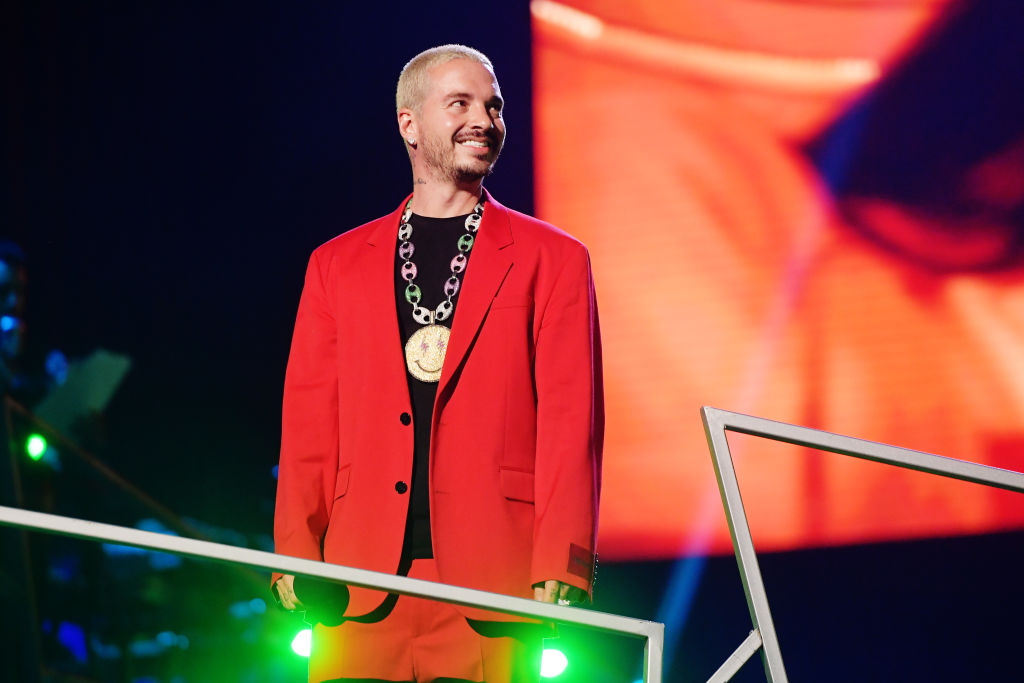 JBalvin Is Number One On Charts