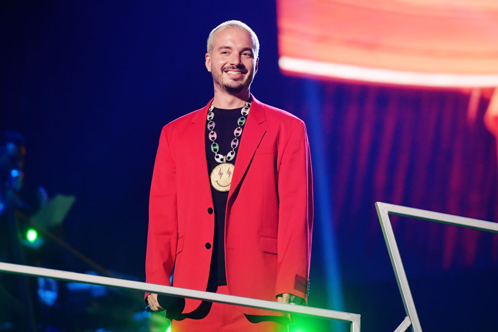 J Balvin Is Releasing A Movie