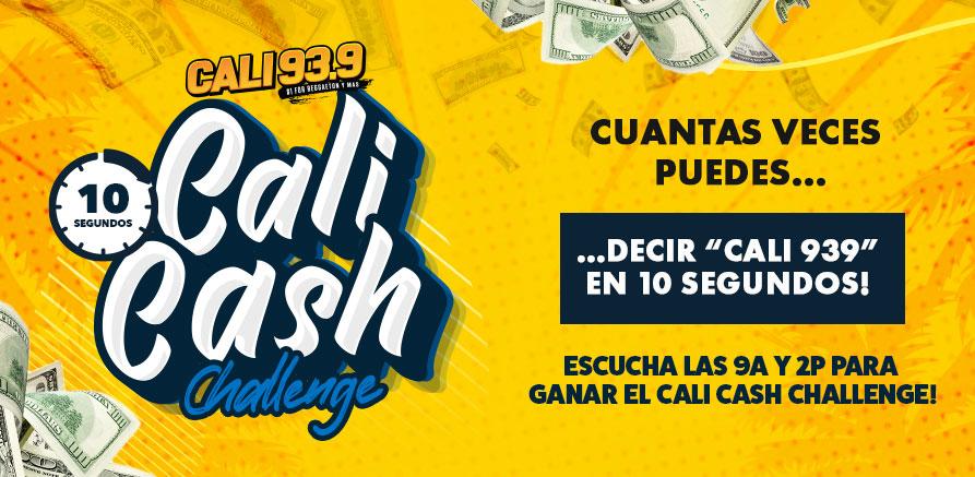 Cali 93.9 Cali Cash Challenge