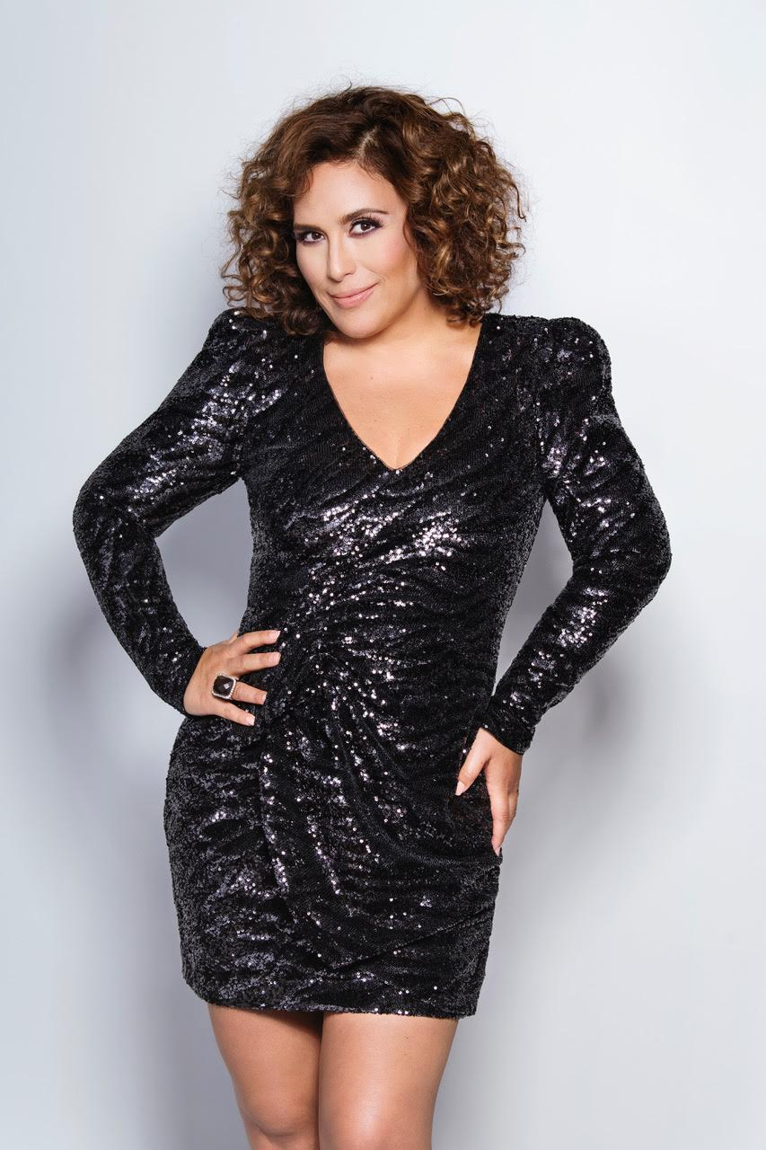 Angelica Vale Honored At The Hollywood Walk Of Fame