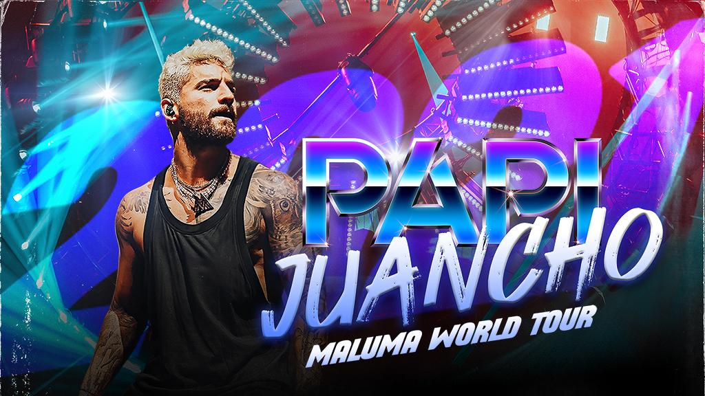 Maluma Tour