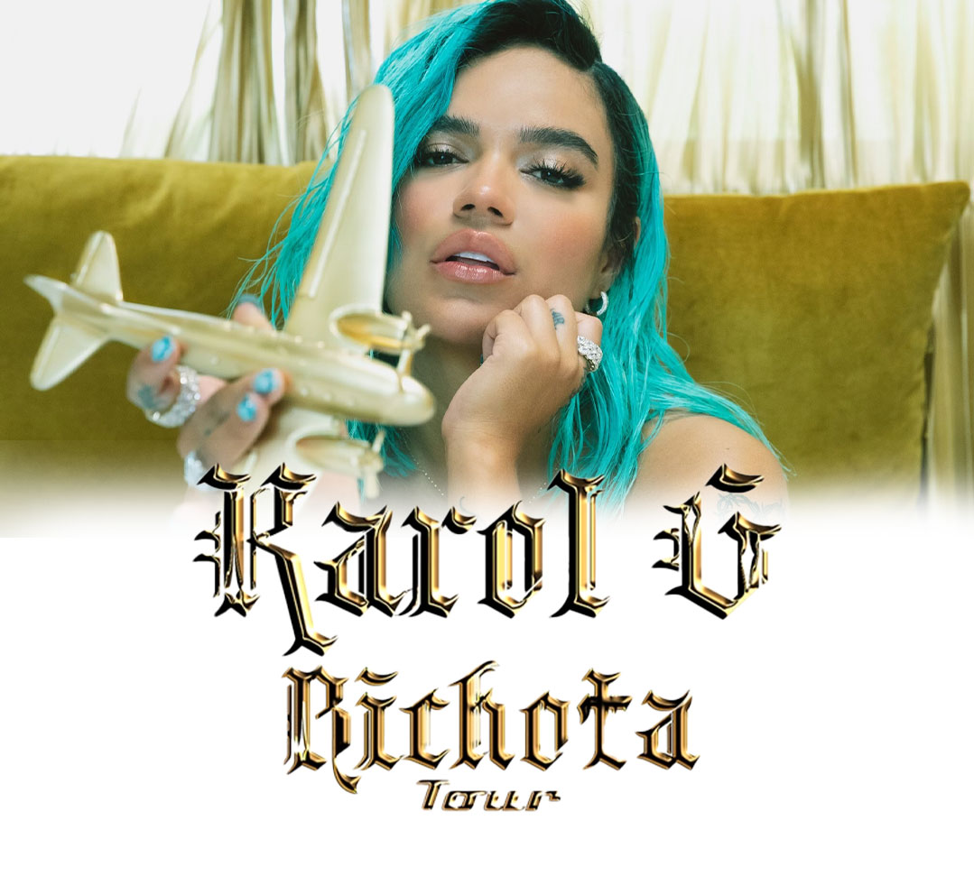 Karol G Bichota Tour