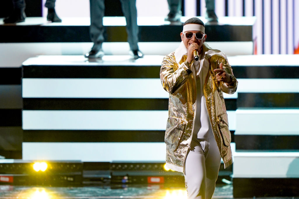 Daddy Yankee Will Be Inducted Into The Hall Of Fame