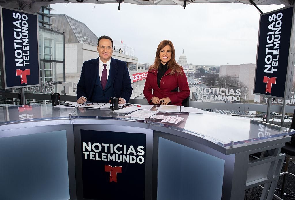 Jose Diaz Balart Se Va De Telemundo
