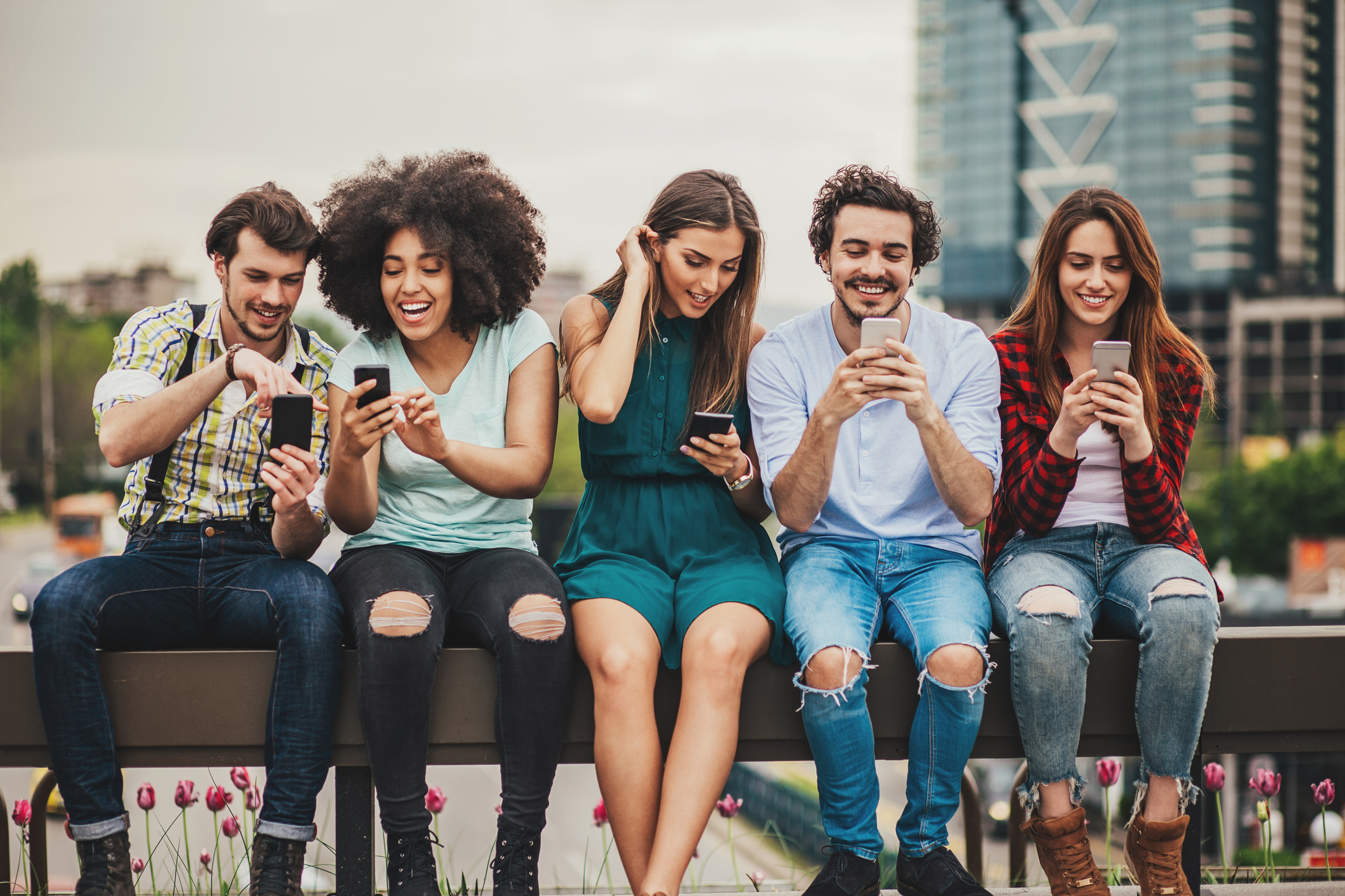 Study Shows Americans Check Their Phone 96 Times A Day.
