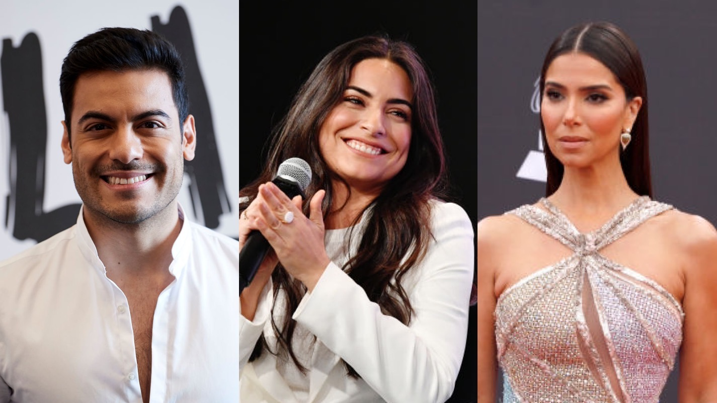 The Latin Grammy's Announces The Hosts