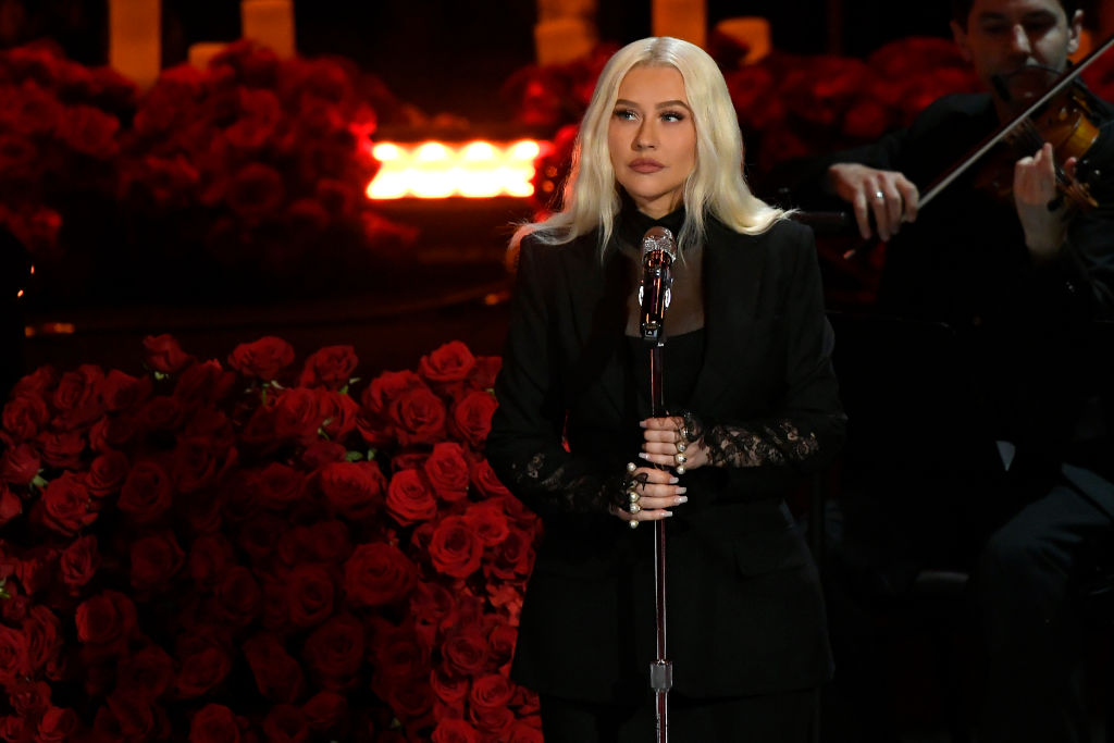 Christina Aguilera Collabs With Becky G And More In Latin Song