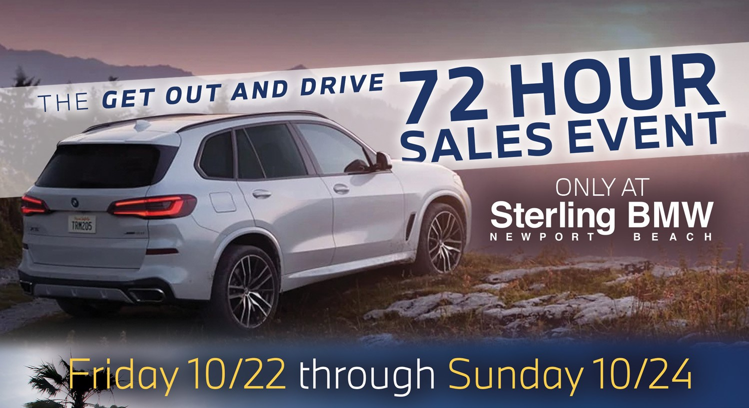 BMW Sterling Raffle Event