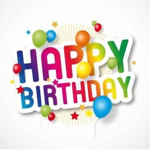 Birthday & Anniversary Page
