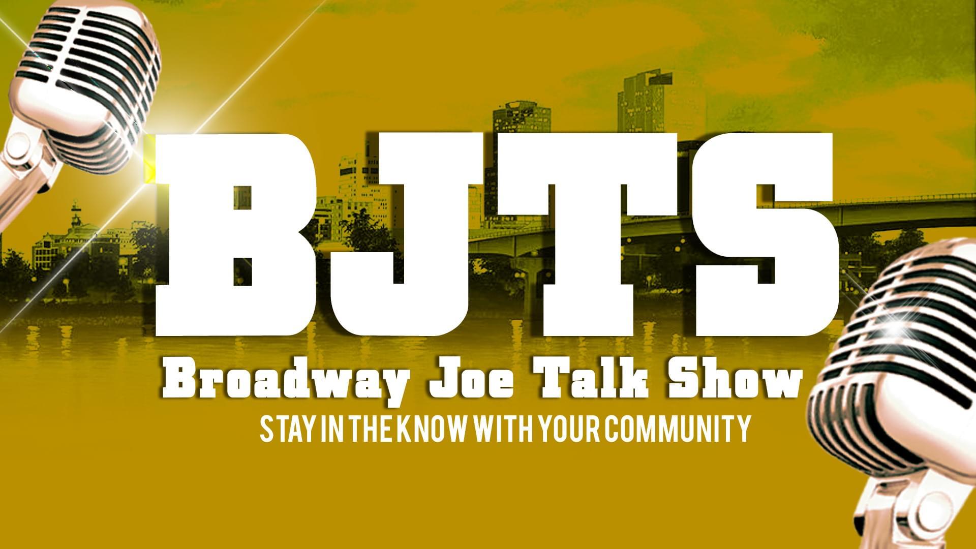 Broadway Joe Talk Show   December 5, 2019