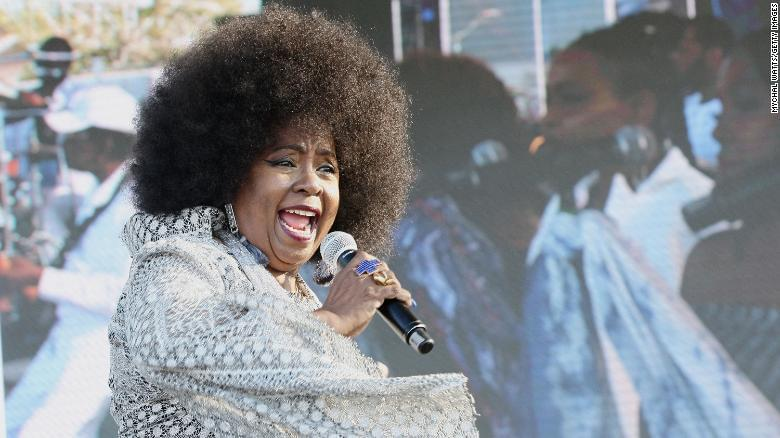 Grammy-winning soul singer Betty Wright dead at 66