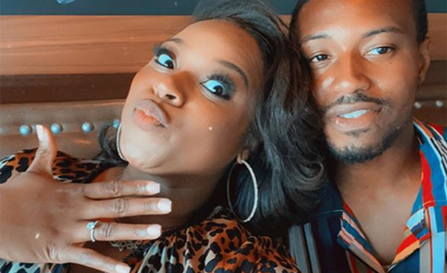 Kierra Sheard announces engagement to 'dream' fiancé on social media