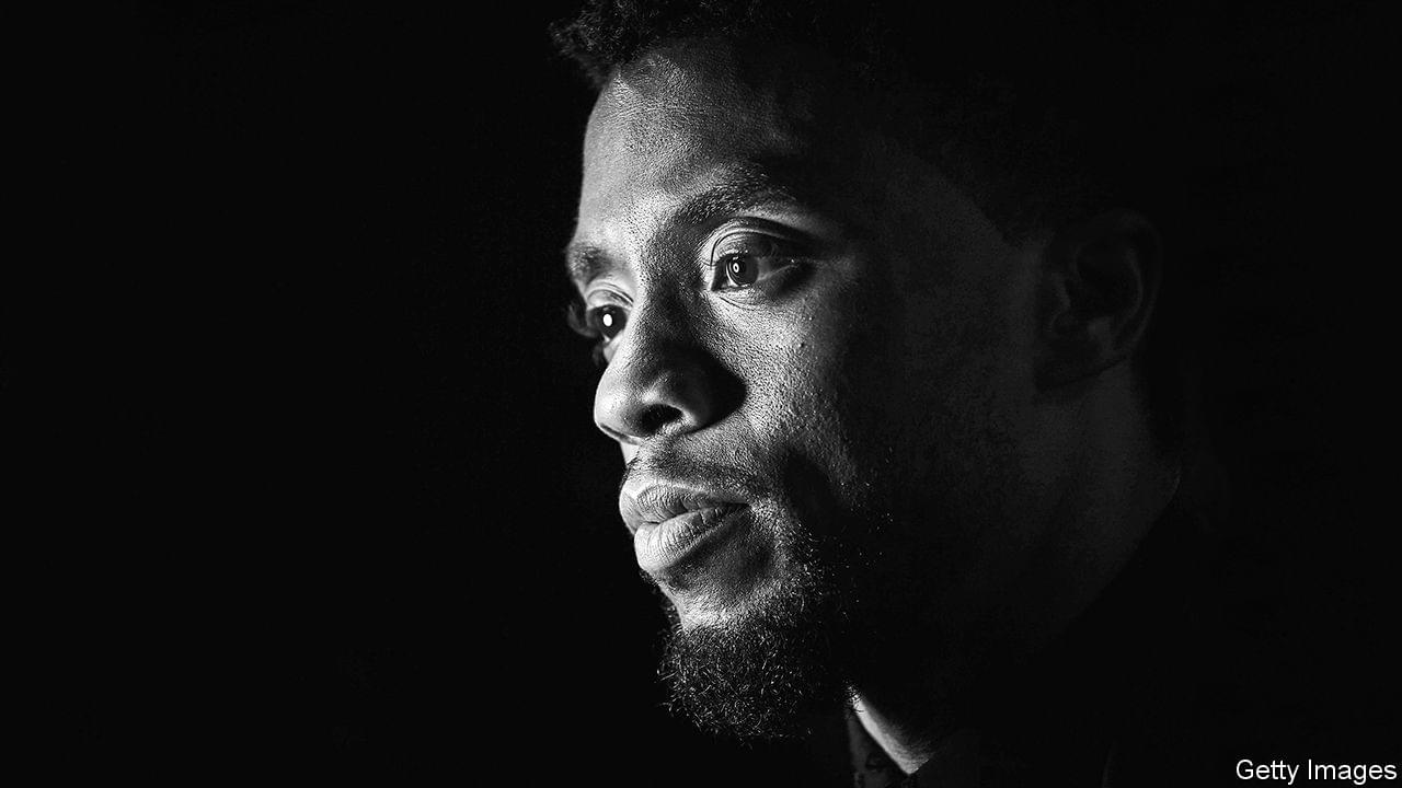 Chadwick Boseman, star of Black Panther, dead at 43: 'A king on and off screen'