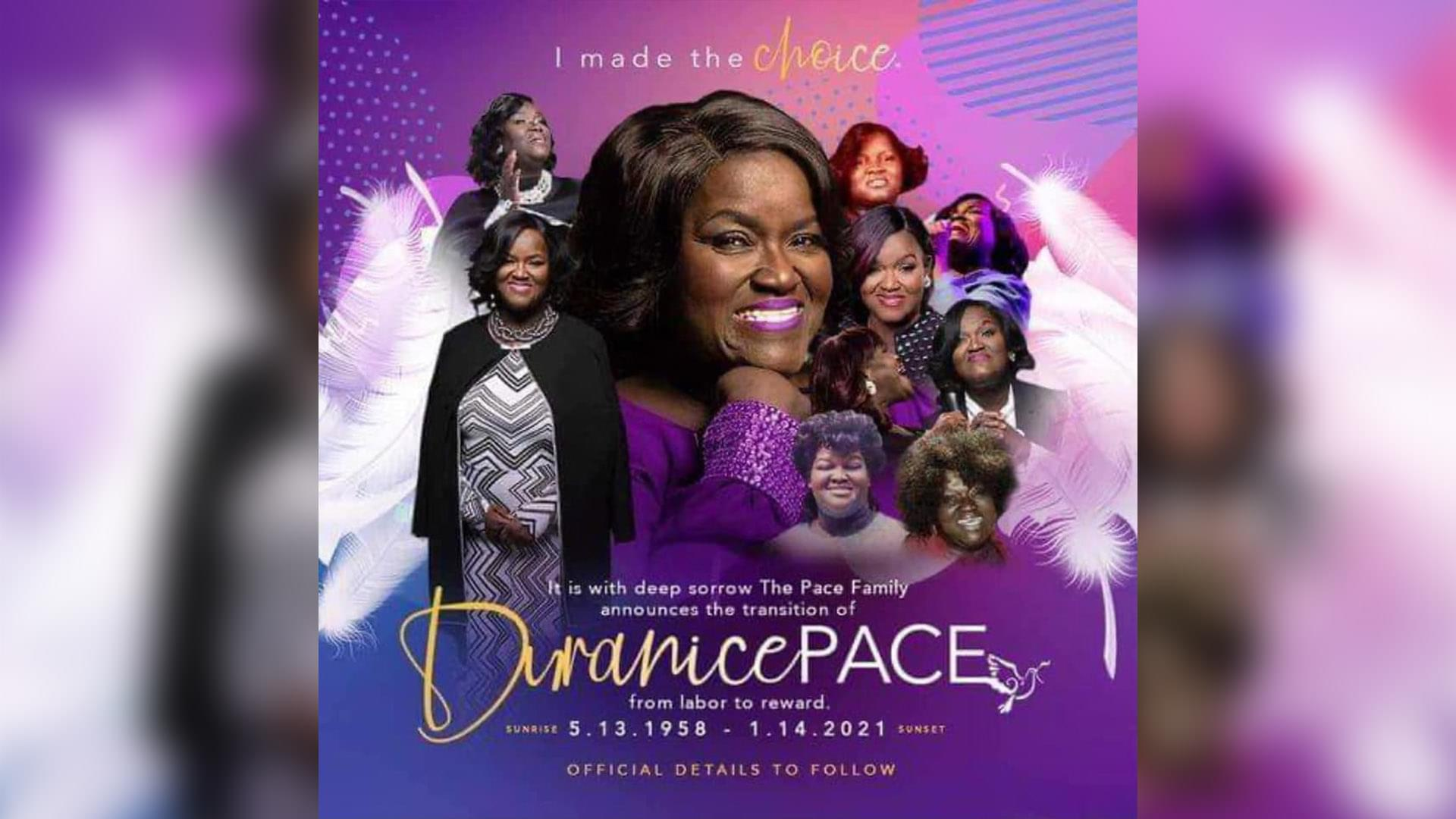 Remembering Duranice Pace