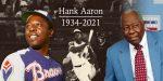 HANK AARON MEMORIAL SERVICE HELD IN ATLANTA …Teammates, Legends Pay Respects
