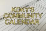 KOKY Community Calendar
