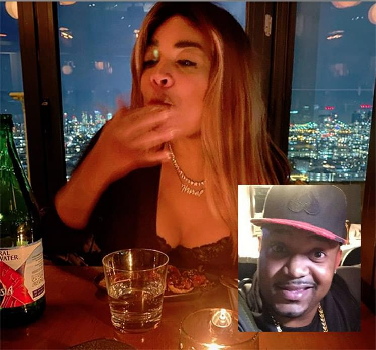 Is Wendy Williams Courting?