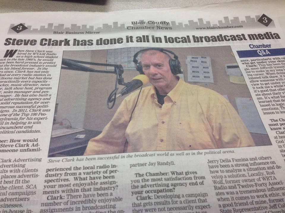 clarknewspaper
