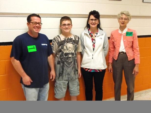 WALY Teacher May 2016 Mrs Kline Tyrone Middle School 2