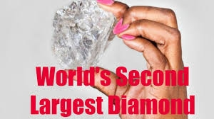 2nd largest diamond