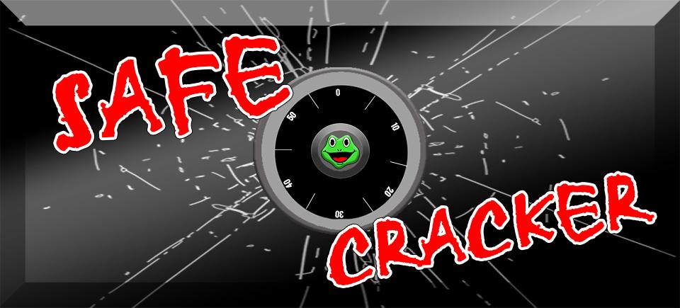 SAFE CRACKER_page header