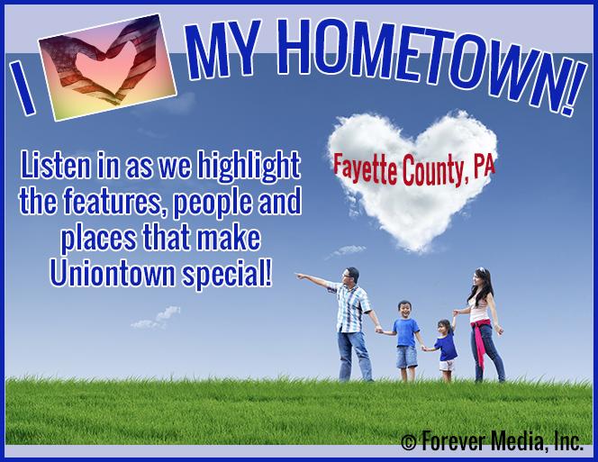 I Love My Hometown – Uniontown