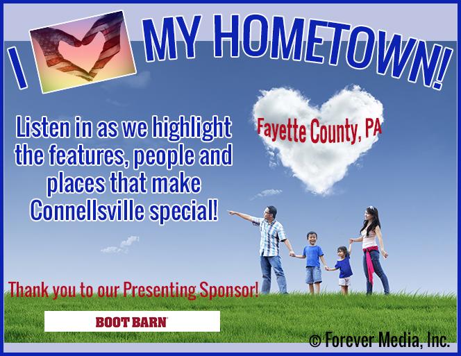 I Love My Hometown – Connellsville