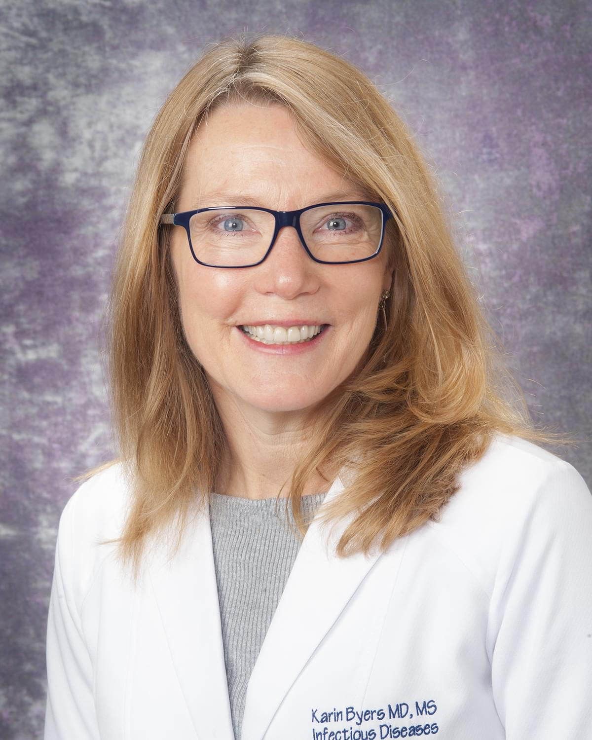 Dr. Karin Byers, UPMC Infection Disease Specialist