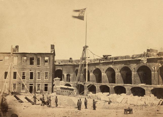 Fort-Sumter-1861