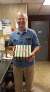 Perkins Free pie winner Tri-state Electric and Machine