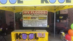 Kool Flood Relief Remote
