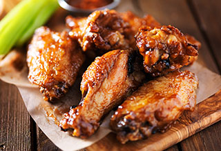 Most Popular Super Bowl Party Foods