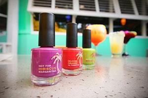 Margarita Nailpolish from Bahama Breeze