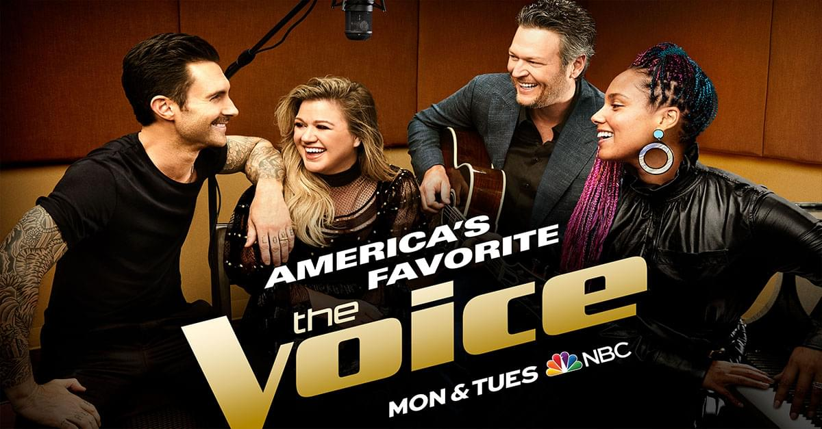 Triangle Contestants on The Voice