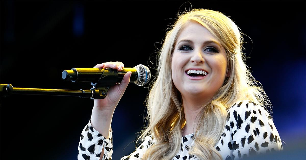 Watch: Meghan Trainor Performs Acoustic Version of 'No Excuses'