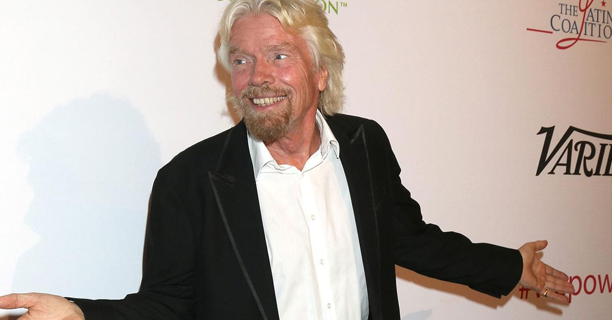 Your Dream Job is Calling- Richard Branson Is Hiring