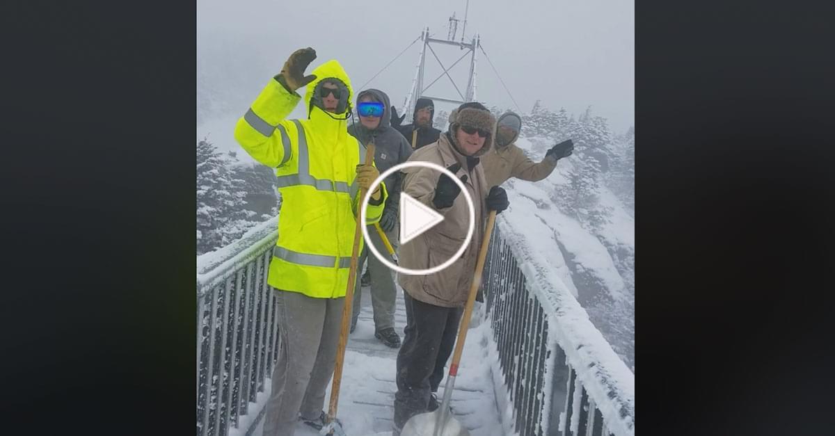 Mile High Snow Shoveling