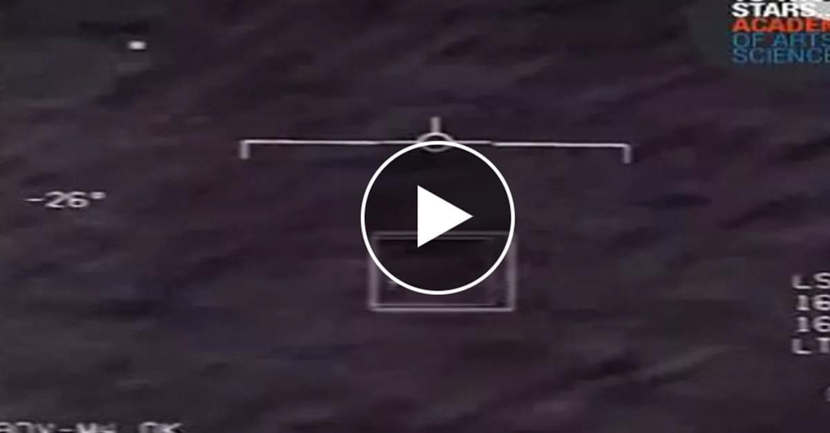 Possible UFO Sighting?
