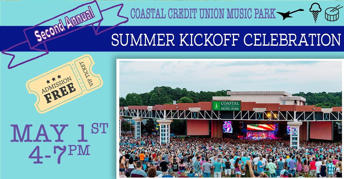 TODAY! Second Annual Summer Kick Off Celebration