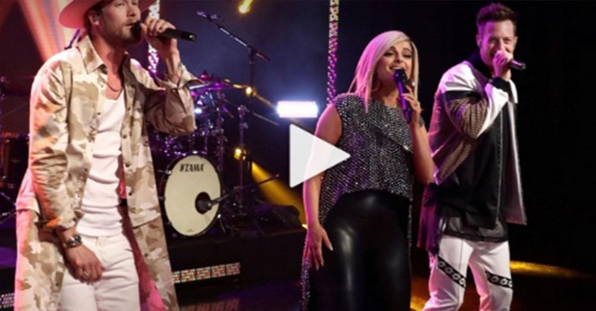 Watch: Bebe Rexha & Florida Georgia Line