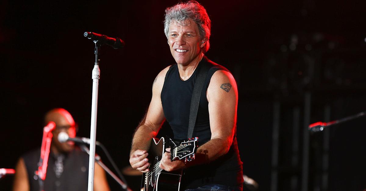 Bon Jovi helps Greensboro Tornado Victims