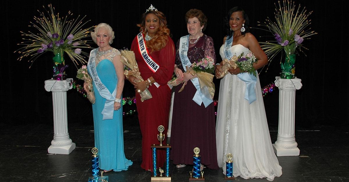 Congratulations to Ms. NC Senior America!