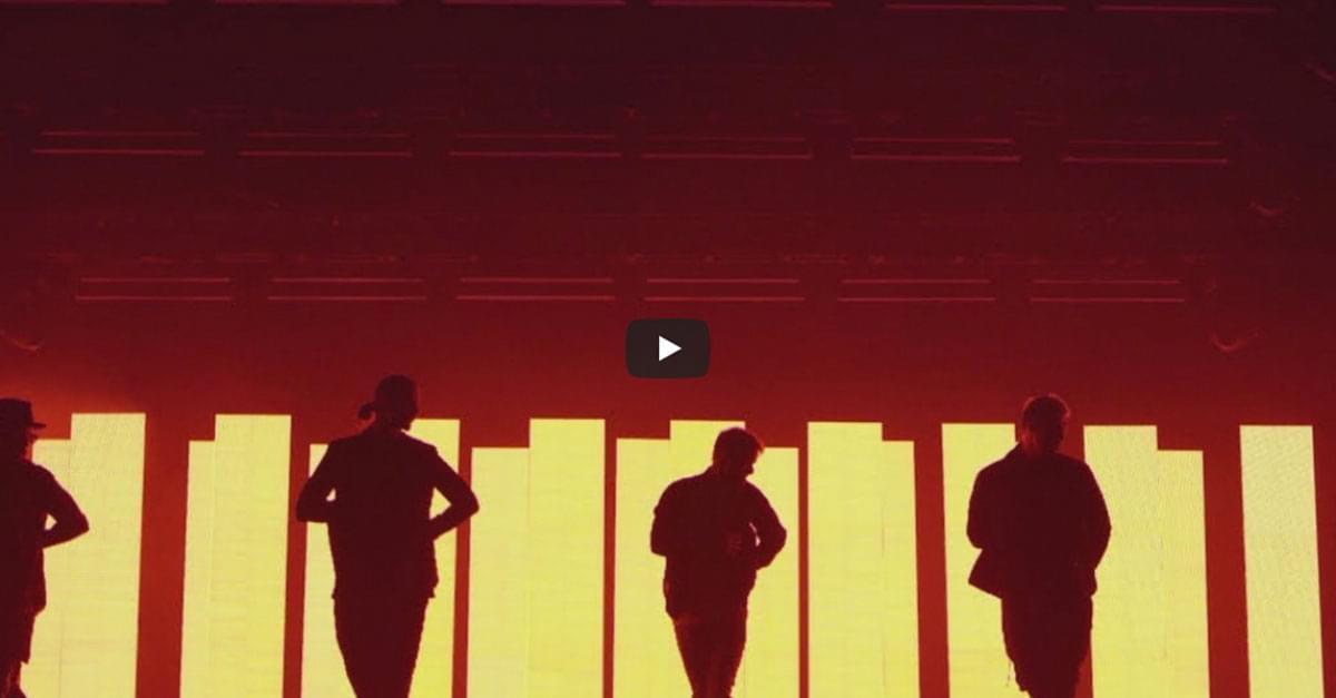 Watch: Backstreet Boys Releases New Music