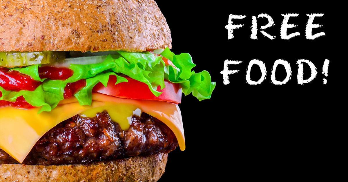 FREE FOOD for Educators and Nurses